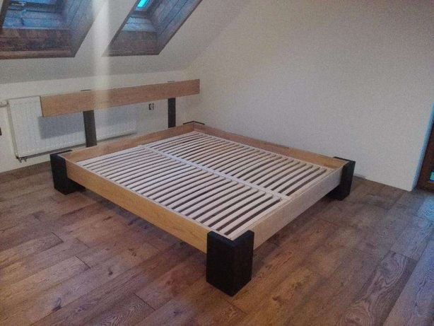 Rama łóżka 180x200 Ze Stelażem Haczów Olxpl