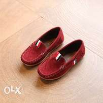 Suede loafers Shoe