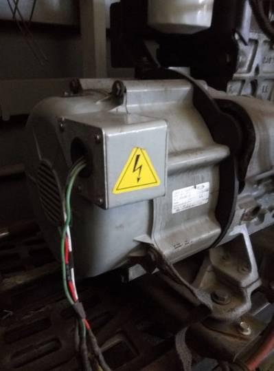 Carrier 8728 alternator for refrigeration unit
