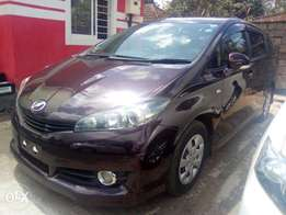 Toyota Wish on sale