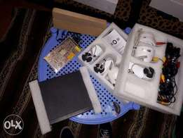 SEALION dvr and cctv cameras (8 channels)
