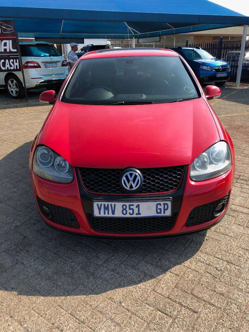 2006 Vw Golf 5 Gti Tfsi For Sale Cars Bakkies 1058234169