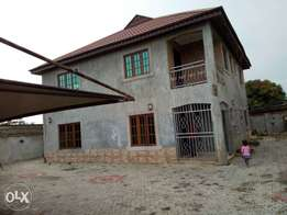 Standardly built & thoroughly furnished 4bedroom all ensuit duplex