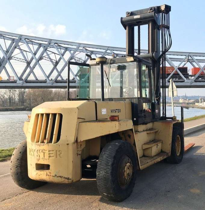 Hyster h13.00xl - 1991 - image 3