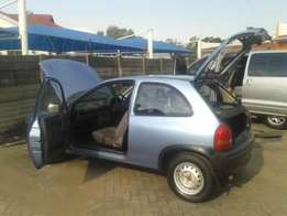 With no dent no rust very good condition, clean corsa lite