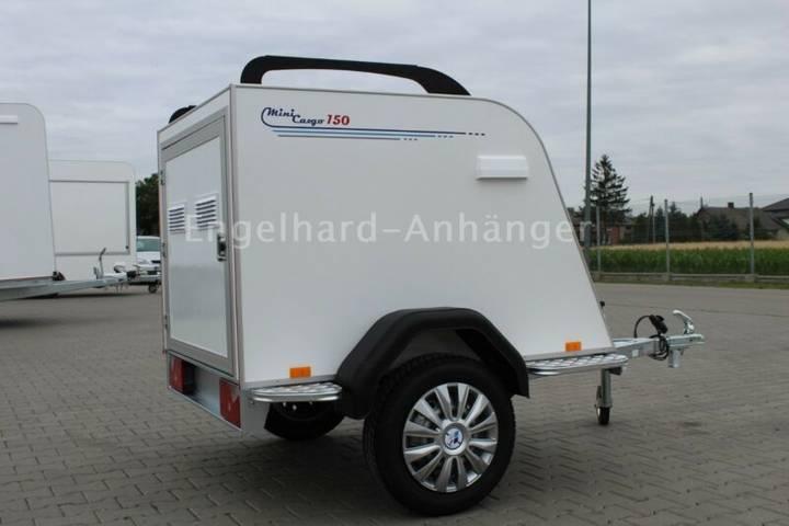 Mini Cargo TF 2 S - 750 kg 145 x 110 x 90 cm