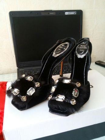 Босоножки, туфли вечерние  4 500 грн. - Женская обувь Донецк на Olx e1c0f47c6f4
