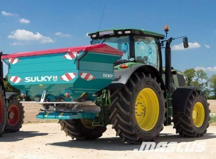 Sulky Dx 30 +gödningsspridare - 2018