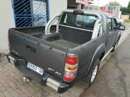 Doublecab Mazda bt 50 diesel turbo 2.5 for sale
