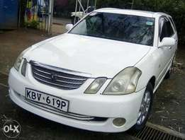 Toyota mark ll blit on quick sale