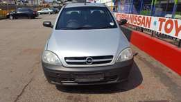 Opel Corsa 1.7 DT 2008 bakkie accident damaged for SALE!!