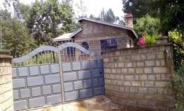 2 bedroomed house on sale at Runongone-Meru