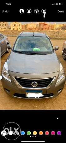 Nissan Sunny N17 Full option
