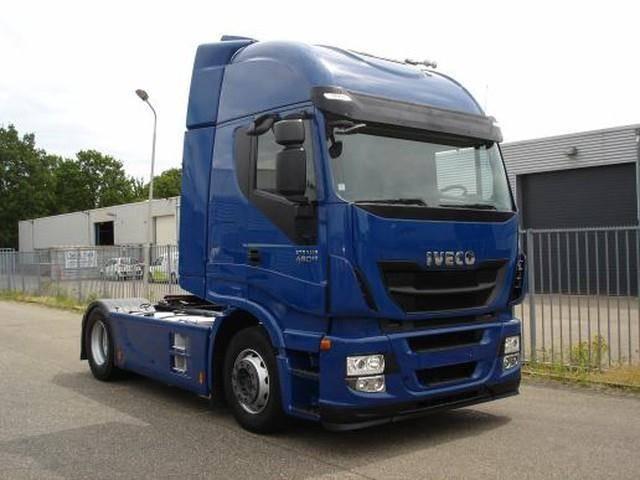 Iveco STRALIS 480 4X2 TRACTOR UNIT RETARDER EURO 6 - 2014