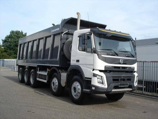 Volvo FMX 500 10X4 MINES TIPPER 100 TONS GVW - 2014