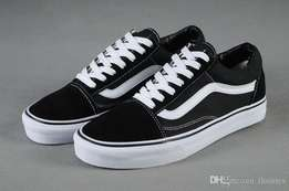 Sk8 Skater vans black low cut