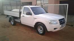Bakkie for hire, im at springs but travelling all over