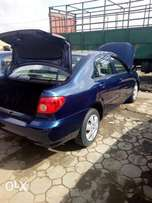Clean tokunbo Toyota corolla