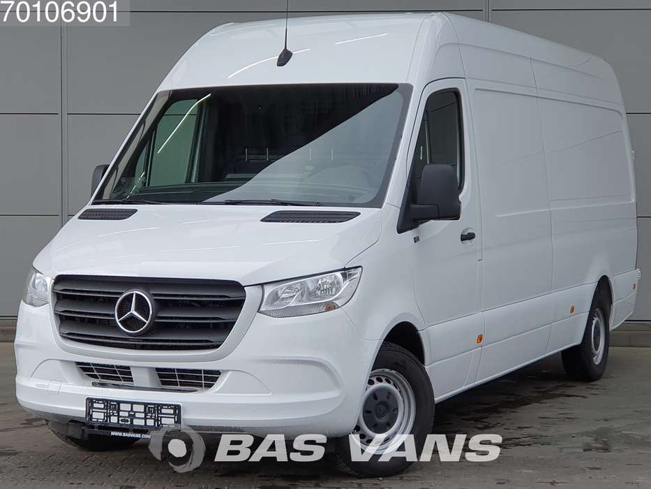 Mercedes-Benz Sprinter 316 CDI 160pk E6 Camera Carplay MF Stuur Lang Ma... - 2018
