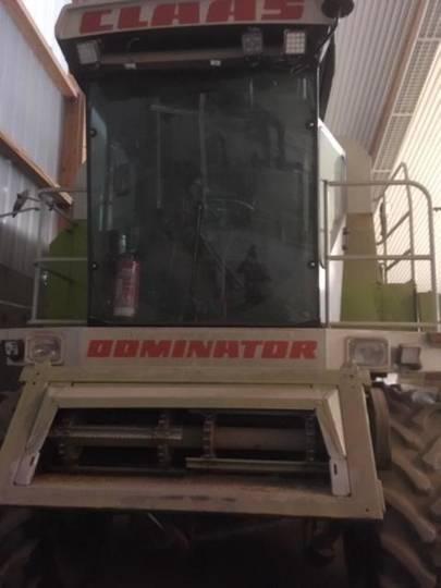 Claas dominator 108 - 1991