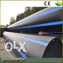 Hdpe Pipe,Fittings And Installation Machines In Nigeria