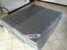 Brand new high quality pillow top queen size bed