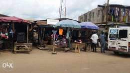 2 Plots of land for sale along Isolo Street Akure Opp Democracy Park