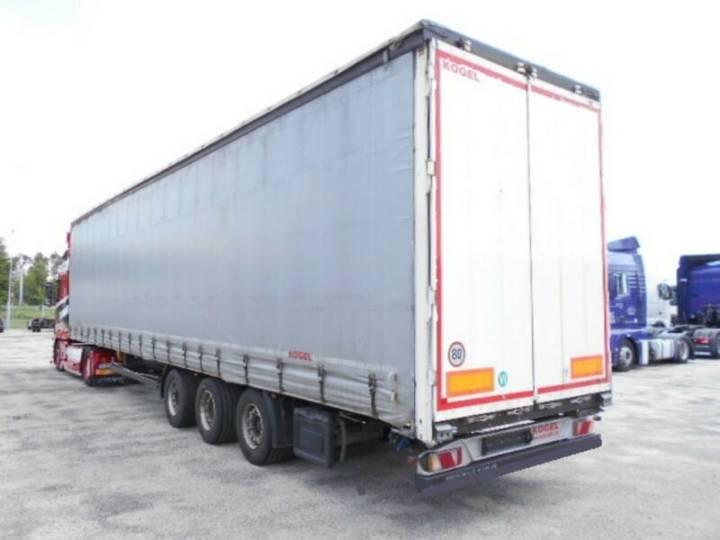 Koegel MEGA Hubdach + Lift Achse + XL cert. - 2011