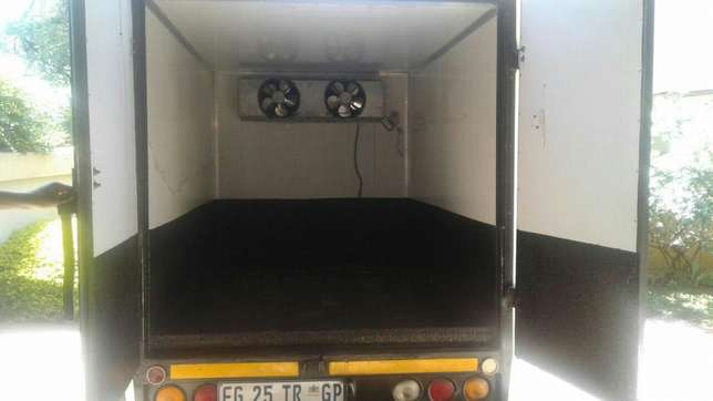 Mobile cold Trailer for sale Brits - image 2