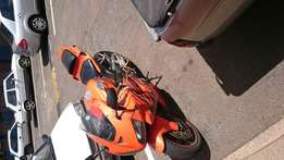 Honda CBR 600 RR 2006 sell or swop cash or cash transfers only