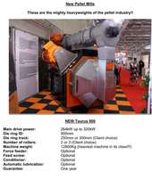 New, Refurbished and Used Pellet Mills and Pellet Mill spare parts