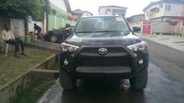 For Sale Toyota 4runner 2016 Modified.
