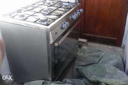 5 plate gas stove and oven