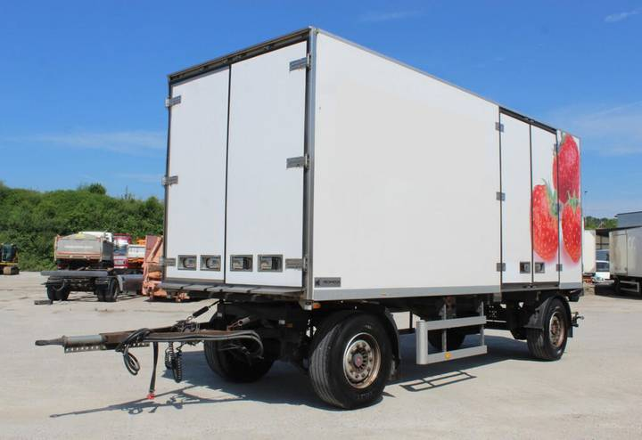 andere fhs18t koffer isoliert isothermal - 2011