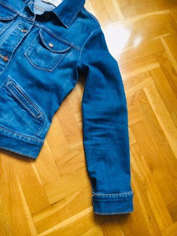 Kurtka jeansowa Wrangler W433JJ45T Wrocław Psie Pole • OLX.pl