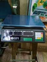 All types of digital weighing scales and digital weighing machines