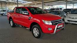 Ford Ranger 3.2 Automatic 4x4
