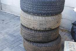 Goodyear Wrangler Tyres for sale