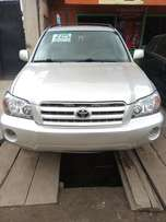 2005 Toyota Highlander limited edition Toks