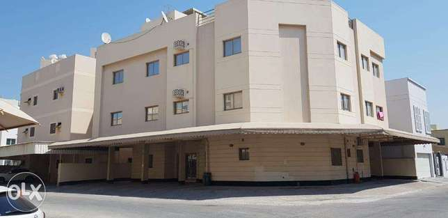 For sale a flat in Sanad in ground floor