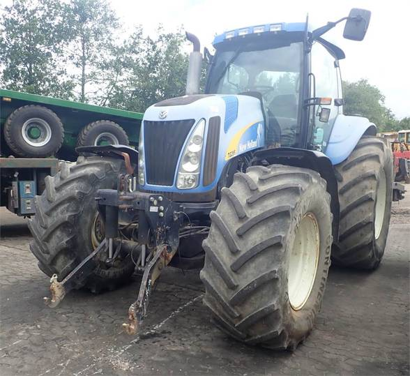 New Holland Tg 285 - 2005