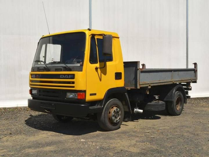 DAF 45.160 sklápěč S3 - 1991