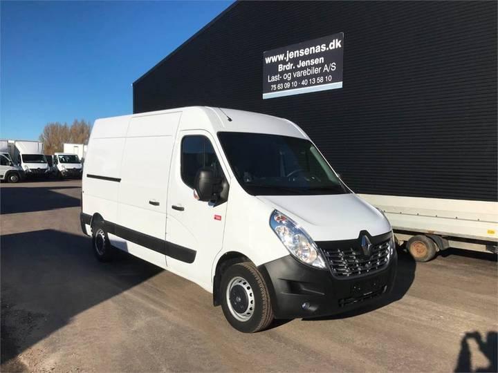 Renault Master Iii T35 - 2018