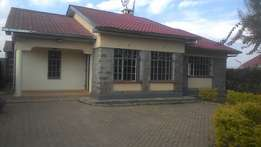 Osupuko O/Rongai 3 bedroom hse in gated community for rent