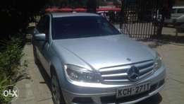 Mercedes Benz C200 KCH 2010 only 1.59m