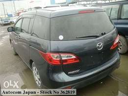Mazda Premacy 7seater Newshape AERO Sports Package Ready for Import