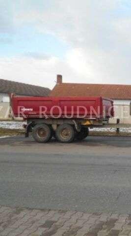 Schmitz Cargobull Zkd 18 (id10909) - 2008
