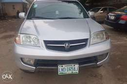 Neatly used Acura MDX with good usage history