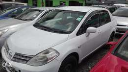 Nissan tiida auto 2008 KCE buy and drive 1500cc super clean