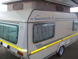 1992 Gypsey Caravette 6 Sale